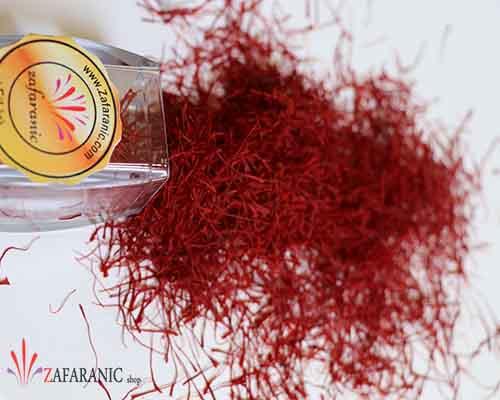 فروش زعفران ارگانیک