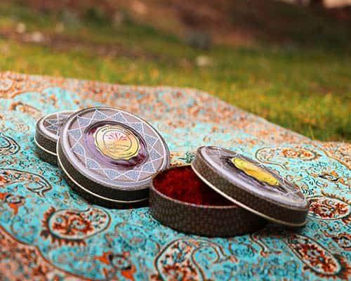 فروش سرگل زعفران یک مثقالی