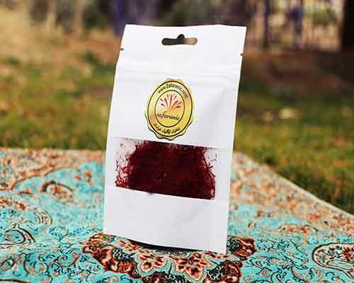 فروش زعفران نگین فله