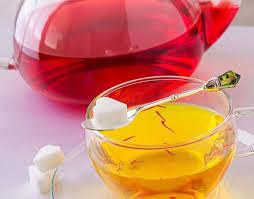 مضرات چای زعفران