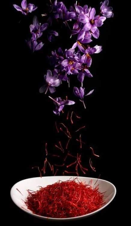 تشخیص زعفران تقلبی از اصل