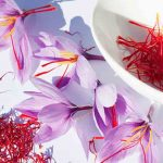 عرق گلبرگ زعفران