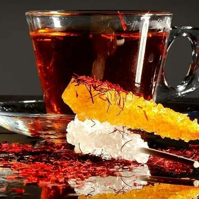 فواید چای زعفرانی