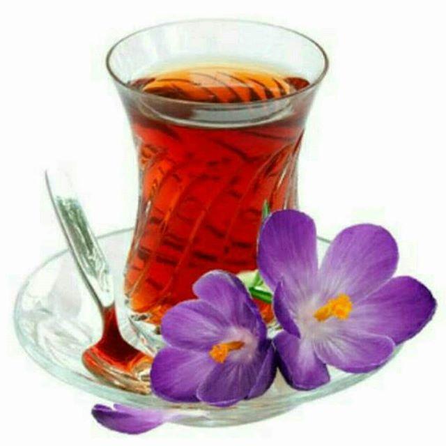 فواید چایی زعفرانی