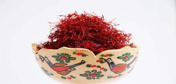 فروش یک مثقال زعفران پوشال