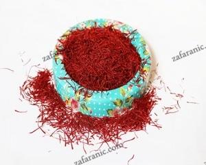 طرز تهیه زعفران دم کرده