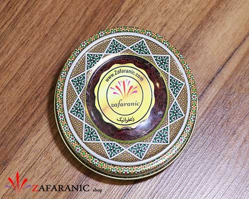 خرید زعفران پوشال قلمدار