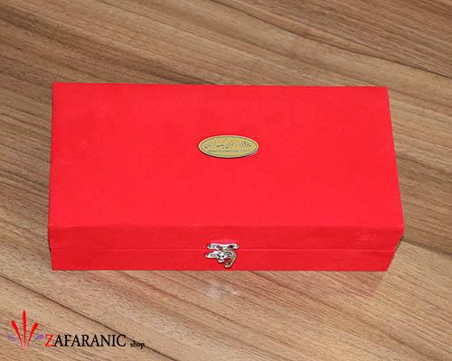 قیمت جعبه زعفران