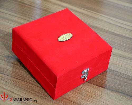 جعبه کادویی 100 گرم زعفران